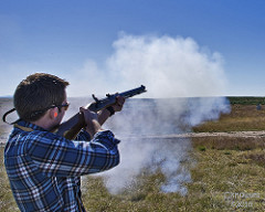 Alcohol is considered a performance-enhancing drug in competitive shooting competitions.