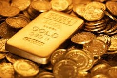 All of the gold mined in the history of the world would more or less fit into a 20x20x20 meter cube.