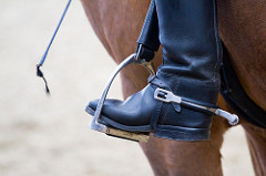 It took thousands of years after domesticating the horse to invent the stirrup.