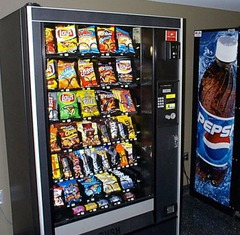 Vending Machines kill 4 times as many people as sharks.