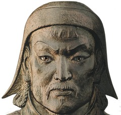 You have o.5% chance of being related to Genghis Khan.