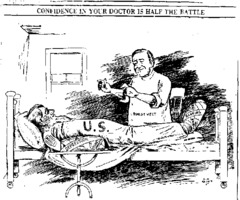 Cartoon: Dr. FDR