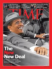 Modern Day New Deal: Obama and Recession