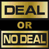 New Deal: Deal or No Deal for the American People and ending the Great Depression?