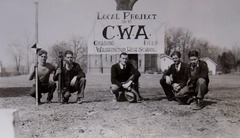 The Civil Works Administration (CWA)