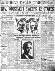 The Election of 1932 & Results