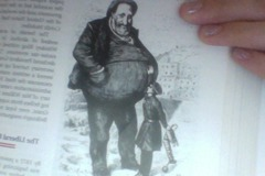 What is the artist's opinion of Boss Tweed?