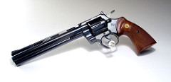 Rick grimes weapon of choice