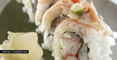 Shrimp & Lobster Roll Ingredients
