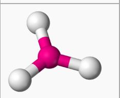 Symmetrical molecule