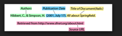 What are the different citation styles?