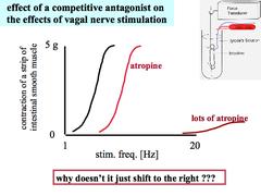 Experiment: Competitive Antagonist (Atropine) on Effects of Vagal Nerve Stimulation