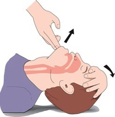 how to open an Airway