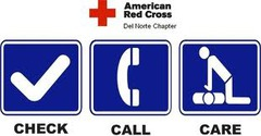 Name the three C's - Emergency Action Steps