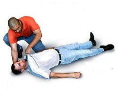 steps to checking an injured person