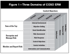 1 - Risk management models COSO's RM model pic