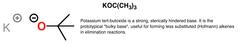 KOC(CH3)3